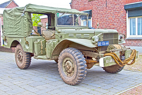 M24a1 Dodge WC 52 Cargo Truc...