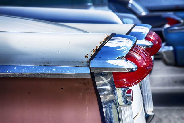 Detail--1956 Nash Ambassador