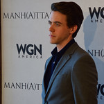 "Ashley Zukerman at WGNAmerica's ""Manhattan"" Emmy's For Your Consideration Event - DSC_0340"