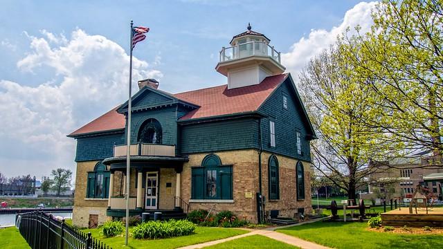 Old Michigan City Lighthouse (1858)