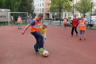 Kinderspaß in der Waldemarstraße | Kita Spielkiste | by KTVev