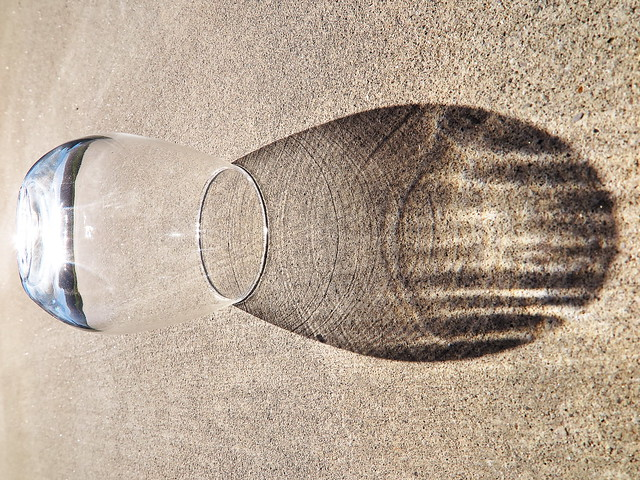 1 Shadow Blowout on a Hard Surface