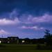 Farmhouse Storm by darrenhind