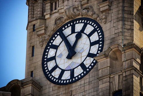 Liver Building Clock Face (19/07/2016)
