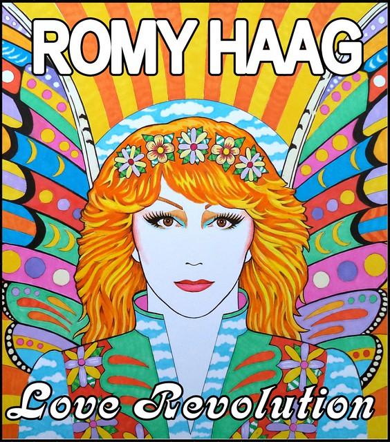 ROMY HAAG ***LOVE REVOLUTION***
