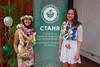 CTAHR student marshals Ericka and Flora.
