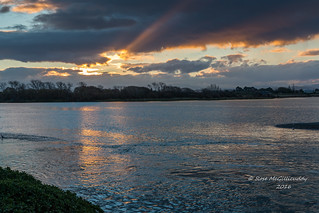 IMG_4008 Haumoana sunset rays | by roseyposey2009