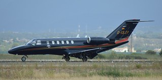D-ISJP Cessna Citation 525