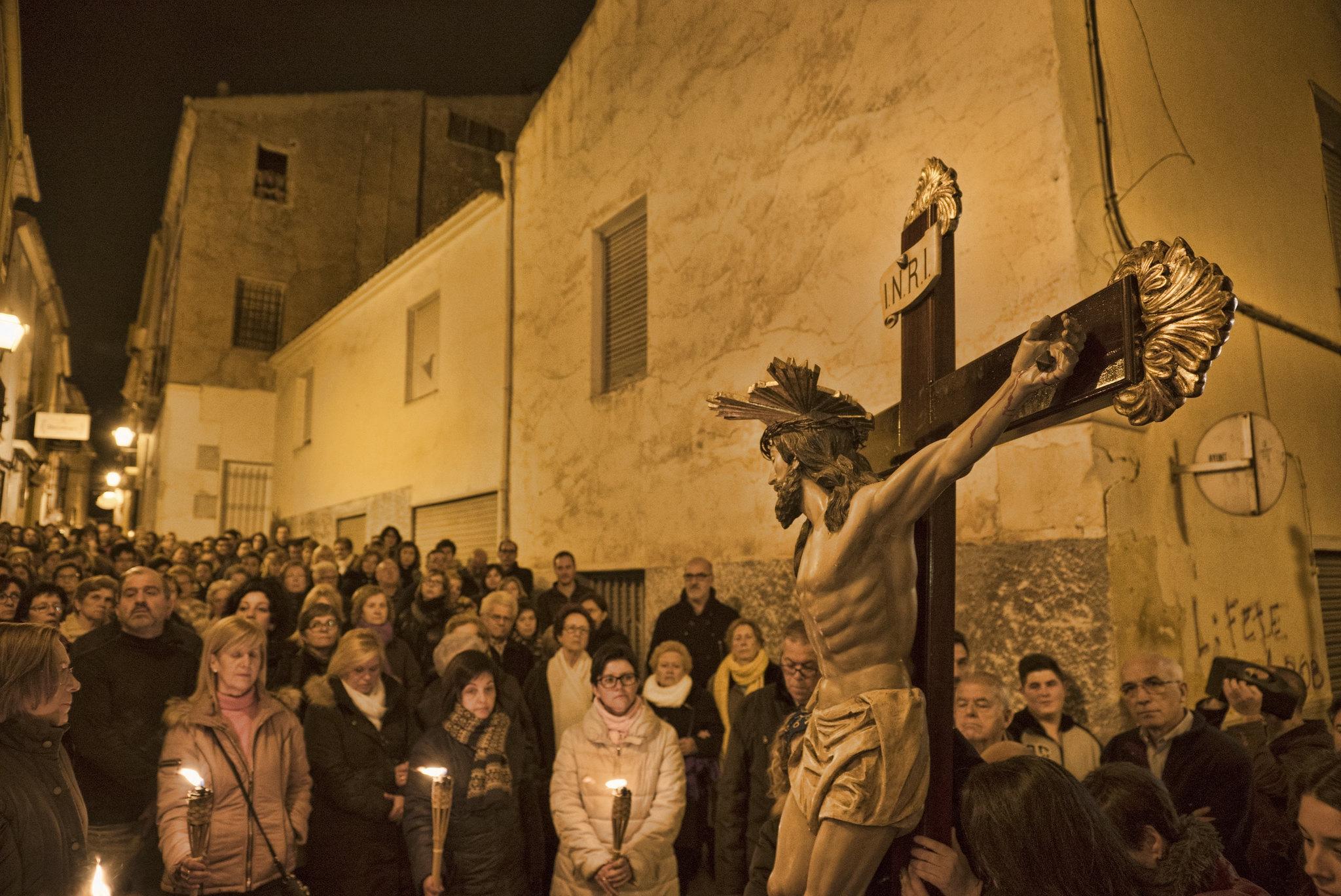 (2016-03-18) - VII Vía crucis nocturno - Juan Miguel Martínez Lorenzo (04)
