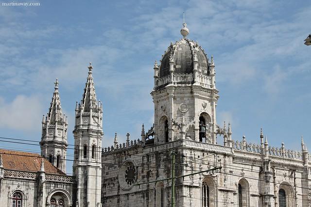 Mosteiro dos Jeronimos, leggende di Lisbona