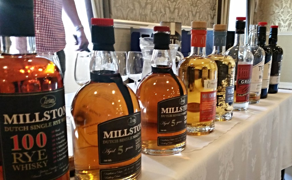 Craft Whisky Tasting with Scott Paine of Marussia Beverage ...