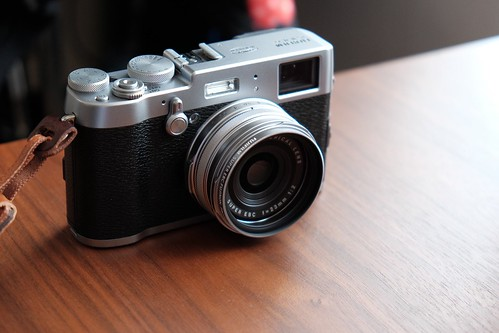 X100T+アダプター+フィルター 斜め   by hvc-001