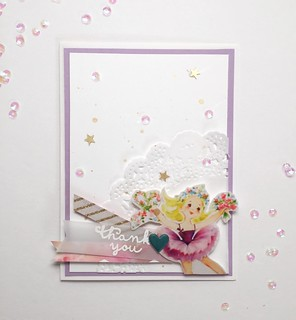 Ballet and preschool thank you cards | by jasmine.lael