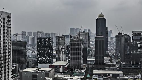 city travel building skyscraper canon landscape 50mm downtown philippines manila 5dmarkiii earlware 3rdratephotography