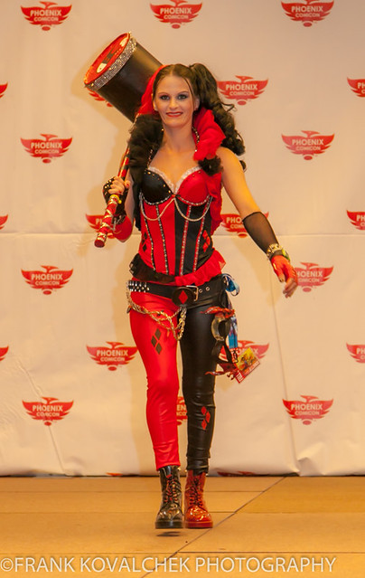 Cosplay Fashion Show at the 2016 Phoenix Comicon