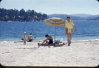 Lake Arrowhead Beach