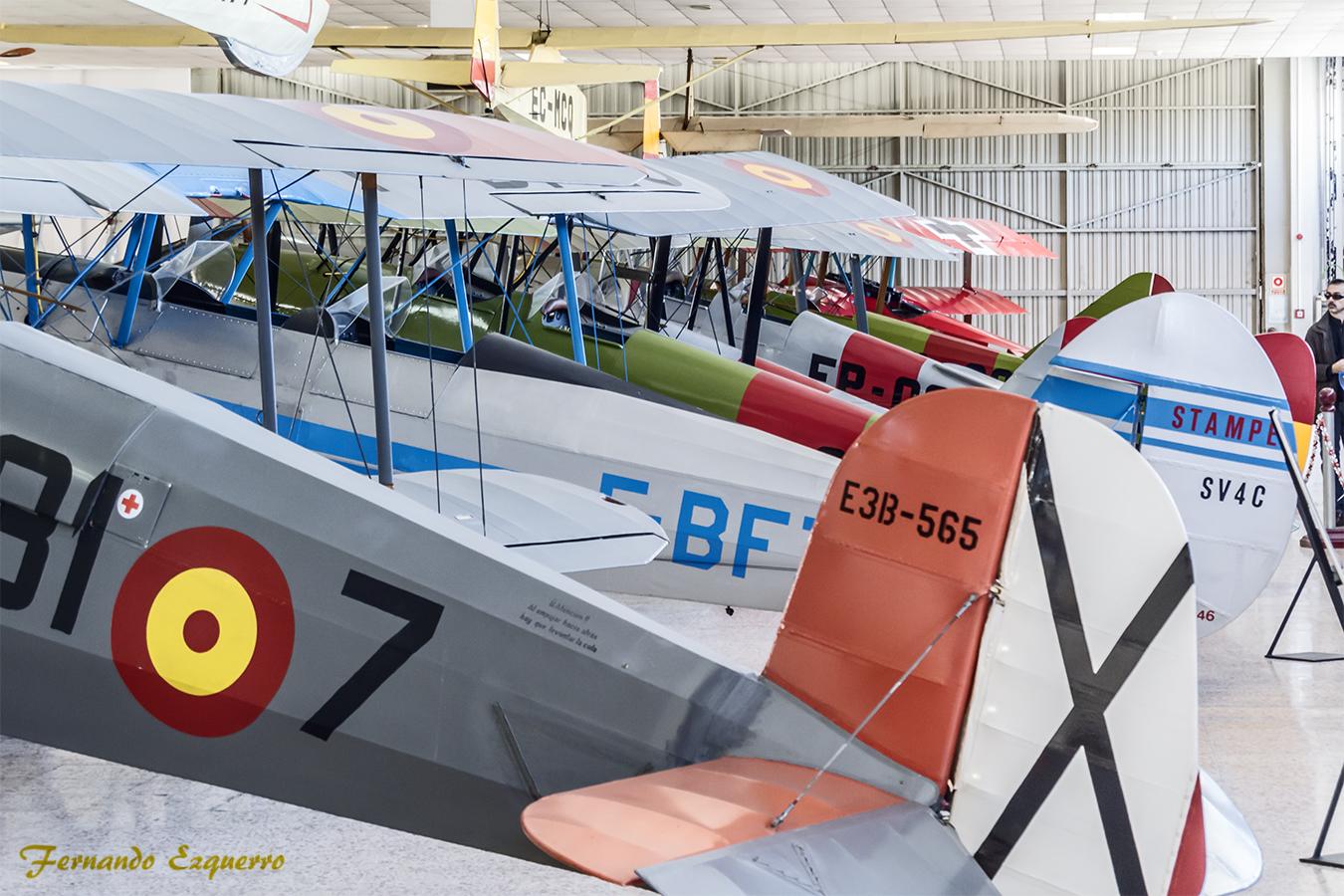 Hangar 3 del Museo del Aire