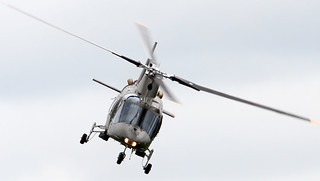 Belgian Airforce Agusta A109 8