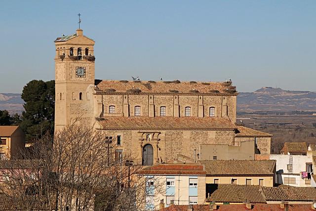Iglesia de San Pedro (Gallur)