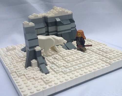 lego dungeonsdragons pc4 lycanthrope lycanthropy werebear northernreaches mystara kingdomofvestland nighthowlers