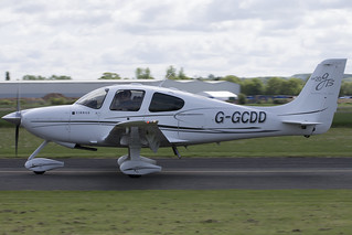 17/05/15 - Cirrus SR20 - G-GCDD