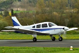 G-BLFI (Piper PA-28-181 Cherokee Archer II)