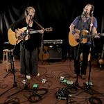 Thu, 09/06/2016 - 10:23am - Steve Earle and Shawn Colvin Live in Studio A, 06.09.2016 Photographer: Sarah Burns