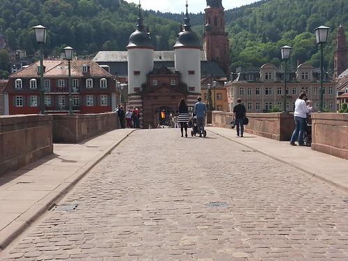 """Weiteres Elemente des """"romantischen Heidelbergs""""!"""