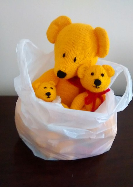 Teds in a Bag