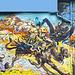 Mural for Sir Terry Pratchett revisited
