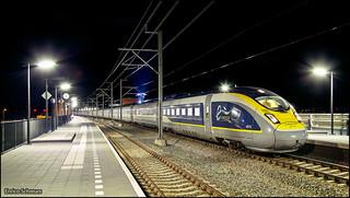 10 mei 2016 - Eurostar 4013/4014 - Kampen Zuid | by EnricoSchreurs