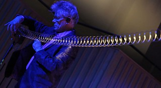 David Harrington of Kronos Quartet ~ 1 | by Simon Godley