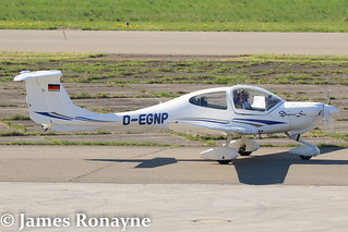 D-EGNP | Diamond DA40 Diamond Star | Private
