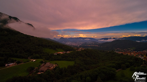 Morning Light from Drone | by Andrea  Perotti