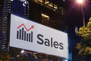 Sales Billboard   by gfdnova1