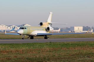 F-WWUD . Dassault Falcon 7X . Dassault Aviation . Bordeaux - M