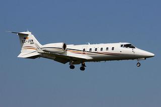 Gestair Learjet 60 EC-JVM