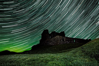 Skydance... The night the Aurora came
