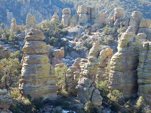 Chiricahua NM - hike - 2