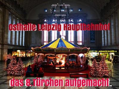 8.12.2014 - Hauptbahnhof Leipzig