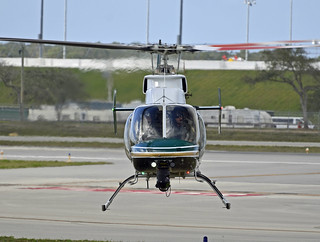Bell Helicopters 407
