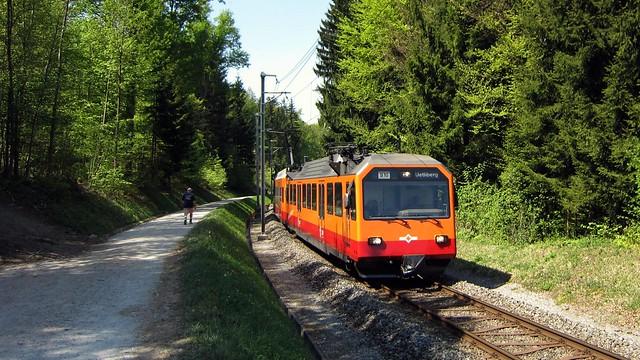 Uetlibergbahn Zurich Switzerland