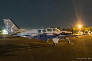 Hawker Beechcraft G58 Baron - PR-PPR
