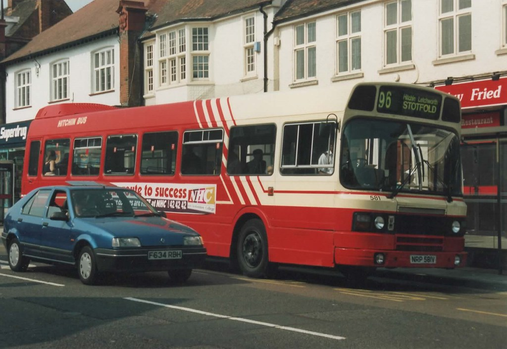 581, NRP 581V, Leyland National 2 (t.1995)