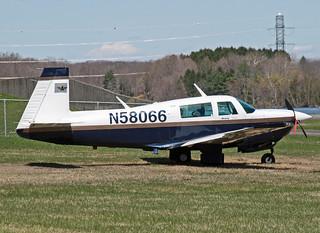Mooney M20J 201 (N58066)