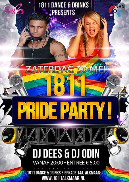 1811 Pride Party!
