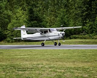 N4156F 1958 Cessna 172 Skyhawk C/N 46056