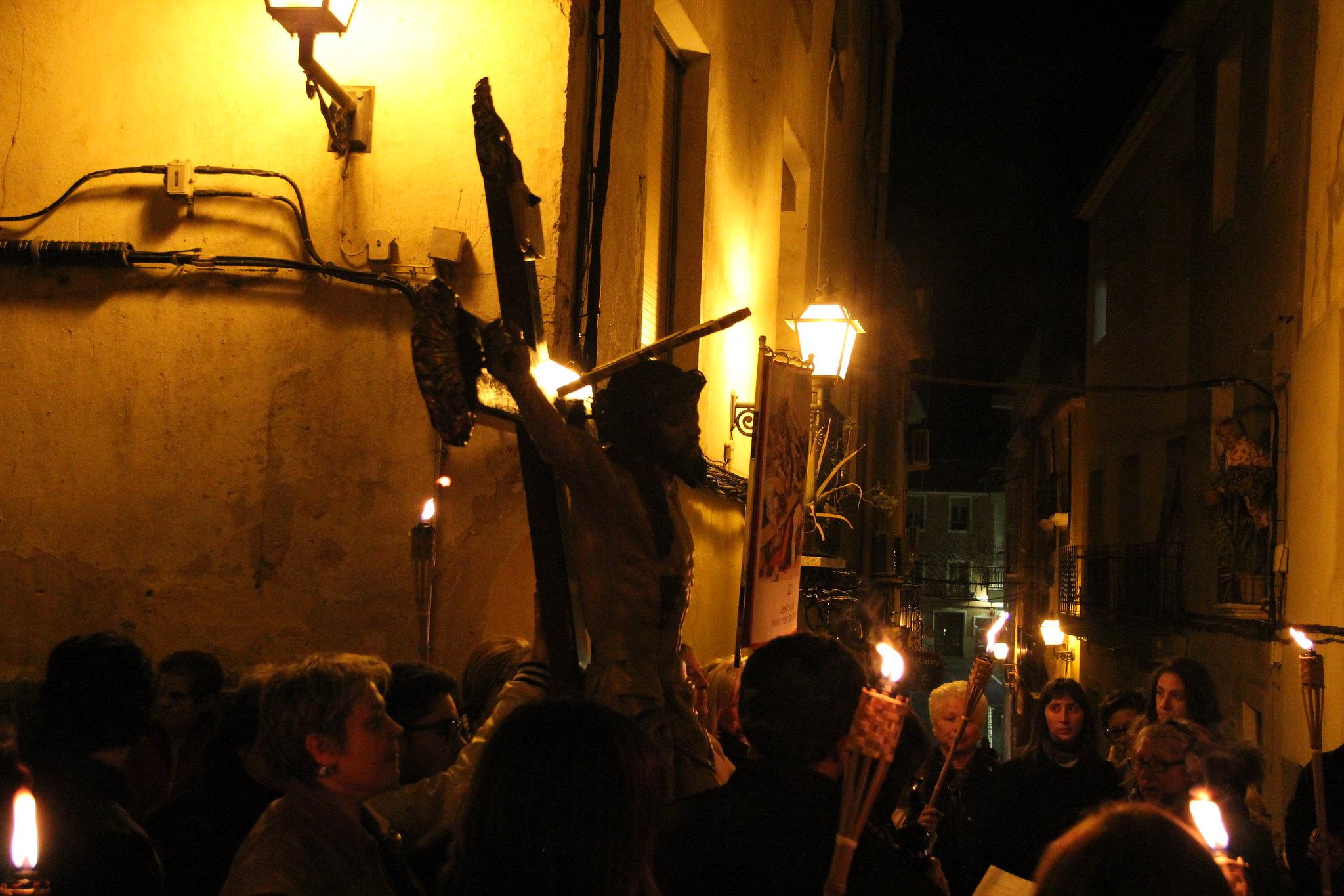 (2015-03-27) - VI Vía Crucis nocturno - Antonio José Verdú Navarro (68)