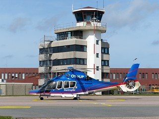 Eurocopter EC-155 Dancopter