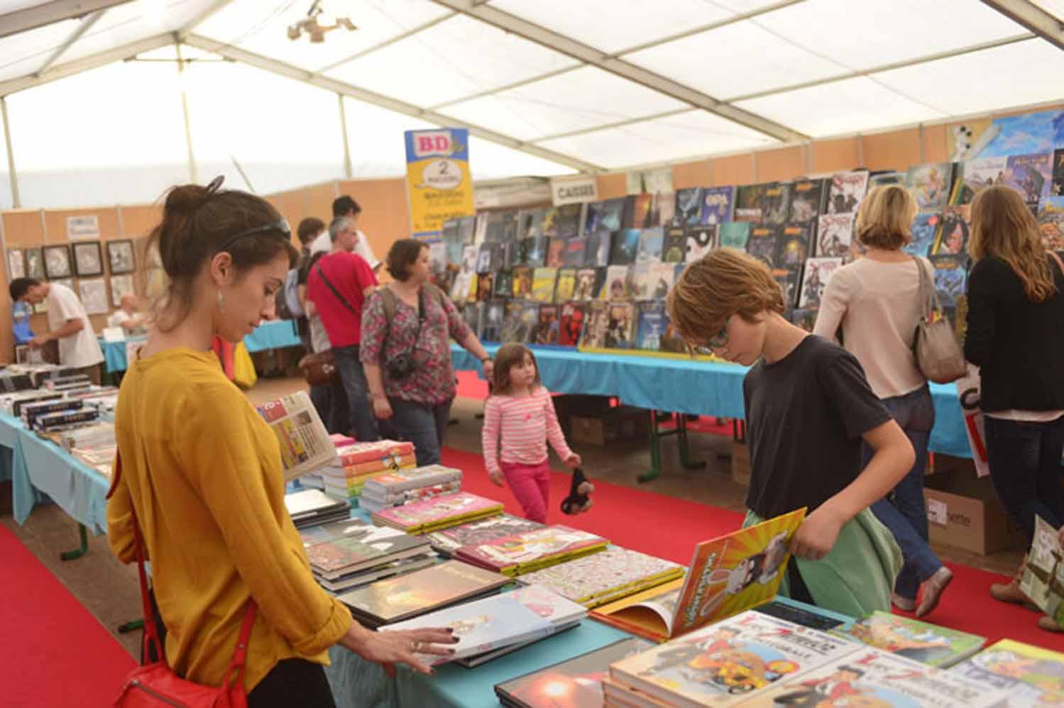 Festival de la bande dessinée